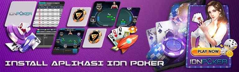 install aplikasi idn poker mobile