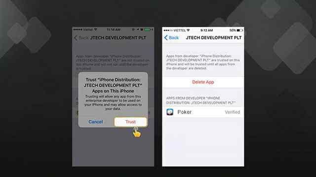 install idn poker ios 3