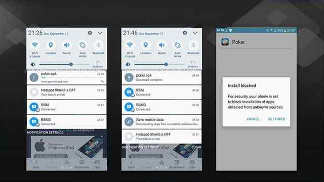 install idnpoker android 1