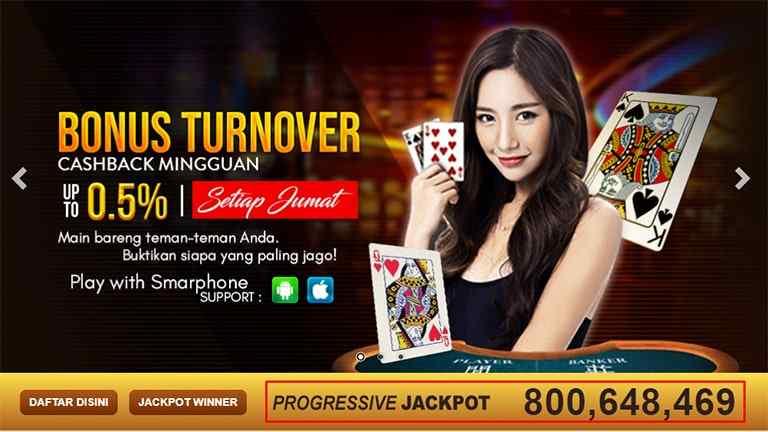 jackpot idn poker terbesar