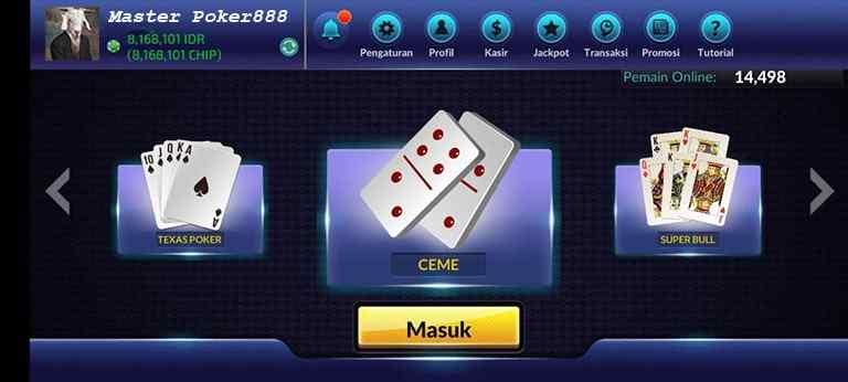 lobby idn poker